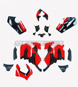 carenados de carbono Kit de restyling Superlight - Ducati Panigale V4 / V4R / V4S