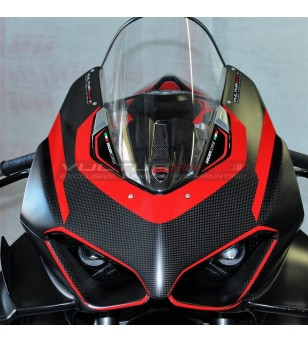 Front fairing stickers super design - Ducati Panigale V4 / V4S / V4R 2018-2020