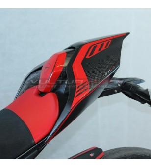Pegatinas de cola de súper diseño - Ducati Panigale V4 / V4S / V4R 2018-2020 / V2 2020