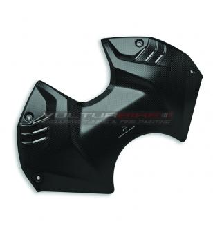 ORIGINAL carbon tank cover - Ducati Streetfighter V4
