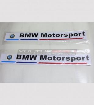 Kit de pegatinas de BMW Motorsport 2