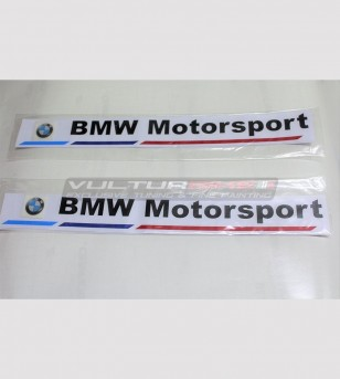 Stickers' kit BMW Motorsport 2 pieces