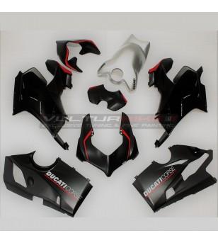 Original Ducati Performance fairings SP design with tank cover - Ducati Panigale V4 / V4S / V4R
