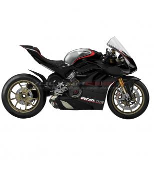 Carenado SP de diseño original de Ducati Performance con cubierta para tanques - Ducati Panigale V4 / V4S / V4R