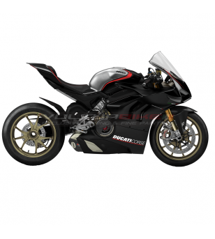 Original Ducati Performance fairings SP design with tank cover - Ducati Panigale V4 / V4S / V4R