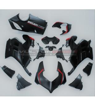 CarbonVerkleidungen V4 Superleggera Version mit SP-Design - Ducati Panigale V4 / V4R / V4S