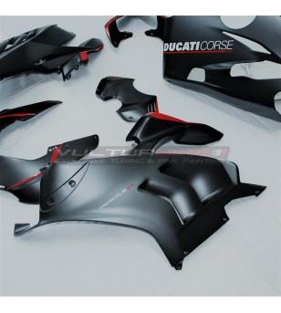 Carene Fullsix Carbon con design nuova SP - Ducati Panigale V4 / V4R / V4S