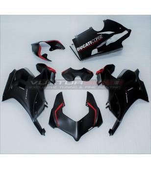 Carenados fullsix carbono con nuevo diseño SP - Ducati Panigale V4 / V4R / V4S