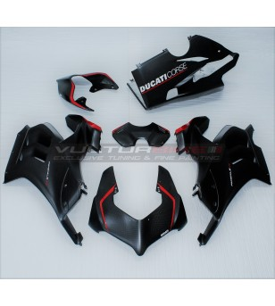 Fullsix Carbon fairings with new SP design - Ducati Panigale V4 / V4R / V4S