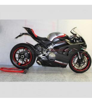 Fullsix Carbon fairings with new SP design - Ducati Panigale V4 / V4R / V4S