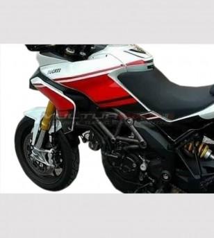 Klebesatz für Ducati Multistrada 1200 2010/2014