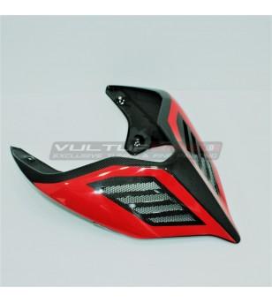 Cola de carbono oscuro especial - Ducati Panigale V4 / V4S / V4R / V2 / Streetfighter V4