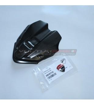 Cover strumenti in carbonio con scudetto originale - Ducati Panigale V4 / V4S