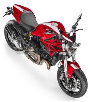 Kit autocollant Stripe Edition - Ducati Monster 821/1200