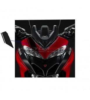 Upper front fairing sticker - Ducati Multistrada DVT 2015 / 2020