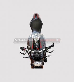 Klebesatz für neue Ducati Monster 797/821/1200 - 2018