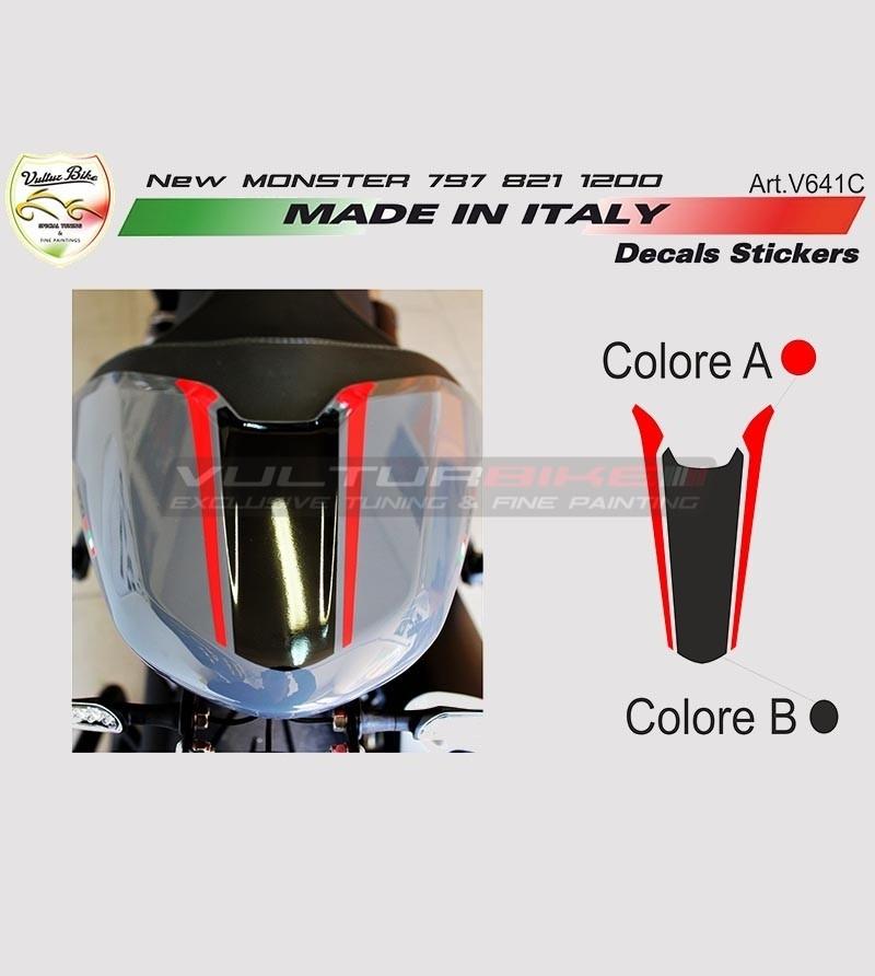 Kit adesivi per codone nuova Ducati Monster 797/821/1200