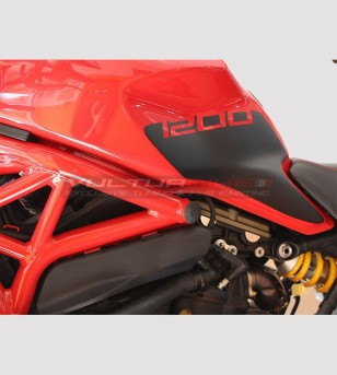 Kit de pegatinas de tanque Ducati Monster 797 / 821 / 1200