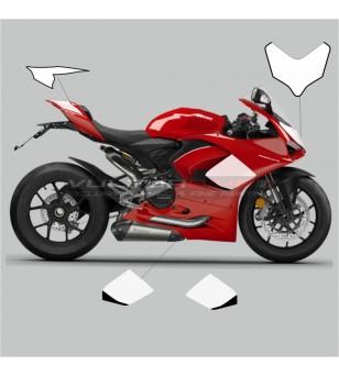 Kit adhesivo de diseño personalizado - Ducati Panigale V2 2020 / 2021