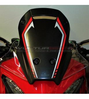 Adhesive profiles for front fairing - Ducati Multistrada V4
