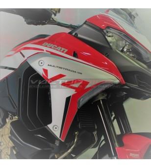 Custom design stickers' kit - Ducati Multistrada V4