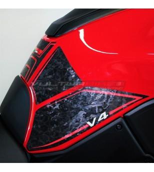 Set di protezioni serbatoio finitura esclusiva - Ducati Multistrada V4