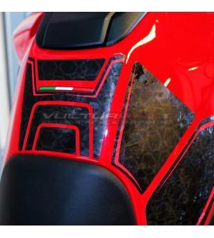 Juego exclusivo de protección del tanque de acabado - Ducati Multistrada V4
