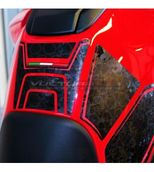 Exklusives Finishing-Tankschutzset - Ducati Multistrada V4