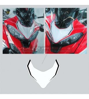 Customized sticker for overhead front fairing - Ducati Multistrada V4 / V4S