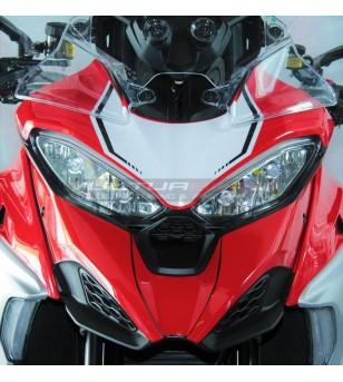 Adesivo personalizzato per cupolino soprafaro - Ducati Multistrada V4 / V4S