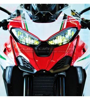 Airbox Abdeckung Aufkleber - Ducati Multistrada V4 / V4S