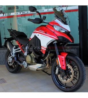 Kit completo de pegatinas - Ducati Multistrada V4