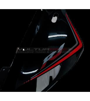 Adhesive profiles for front fairing - Yamaha R1 2002 / 2003