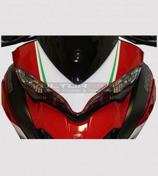 Stickers Diseño Especial - Ducati Multistrada 1260 / nuevo 950 (2019)