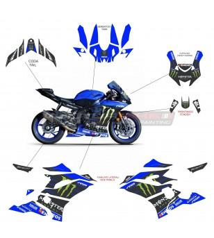 Stickers' kit replica MOTO...