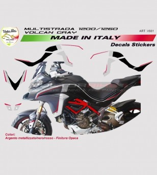 Stickers' kit for Ducati...