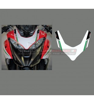Front fairing stickers...