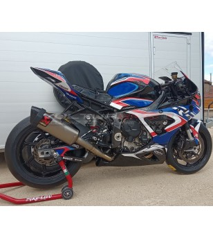 Complete stickers' kit - BMW S1000RR 2019 / 2021