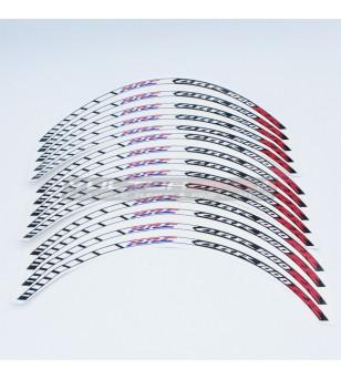 Kit adhésif de roue de conception personnalisée - Honda CBR1000RR