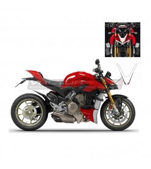 Dome Aufkleber - Ducati...