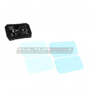 Instrumentation Protection Film Kit - Ducati Multistrada V4S / V4S sport
