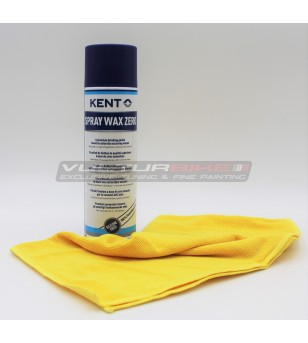 Spray Wax Zero lucidante...