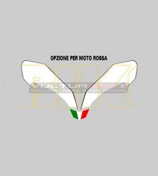 Cupolino Aufkleber - Ducati Multistrada 1200 2010/2012