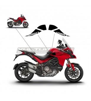 Side hull stickers - Ducati...