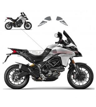 Side hull stickers - Ducati Multistrada 950