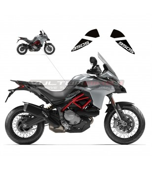 Adesivi carene laterali - Ducati Multistrada 950s