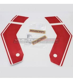 Kit adesivi speciale per fianchetti laterali - Ducati Multistrada Enduro