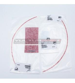 Original Ducati Rear Wheel Sticker Kit - Multistrada 1260 Grand Tour