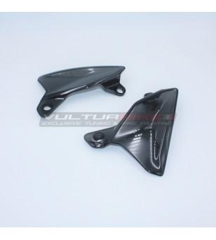 Déflecteurs latéraux fumés originaux - Ducati Multistrada V4 / V4S