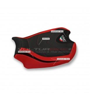 Black red saddle coating -...